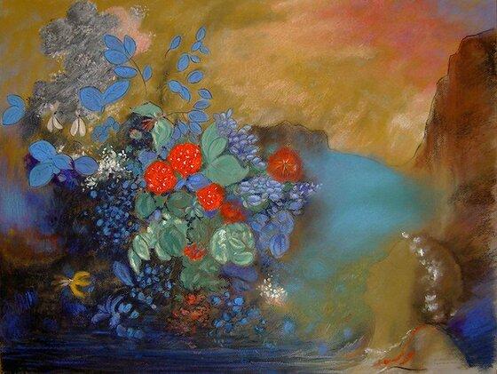 ophelias flowers